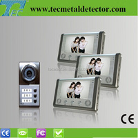 door entry video security camera video call door camera video door bell with camera TEC701VC13