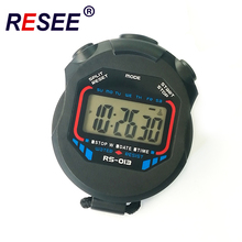 Multifunction Dual Channel Stopwatch Electronic Digtial Stopwatch Electronics Digital Stop Watch