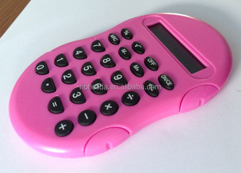 8 digits Mini pocket calculator, palm calculator for promotion gifts/ HLD-871