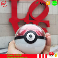 12000mAh Pokemon Go Power Bank, Pokeball Power Charger, Pokemon Go Ball Mobile Power