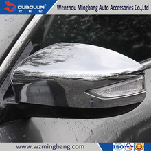 Auto Accessories New Products Chrome Rearview Mirror Cover For Tiida 2016