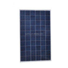 Best price high efficiency solar cell 250W poly PV solar panel price