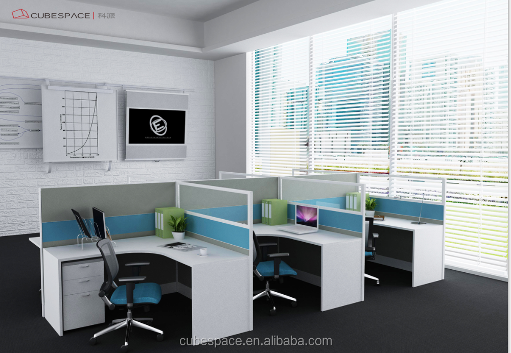 modern office computer table design photos,call center workstation