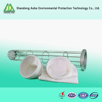 Factory supply Waste incinerator PTFE dust filter bag for dust collector