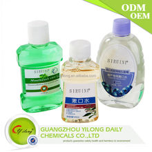 OEM/ODM Fresh Breath Liquid Mouthwash