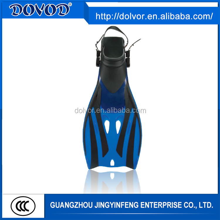 Custom diving or swimming use diving equipment free swim fins