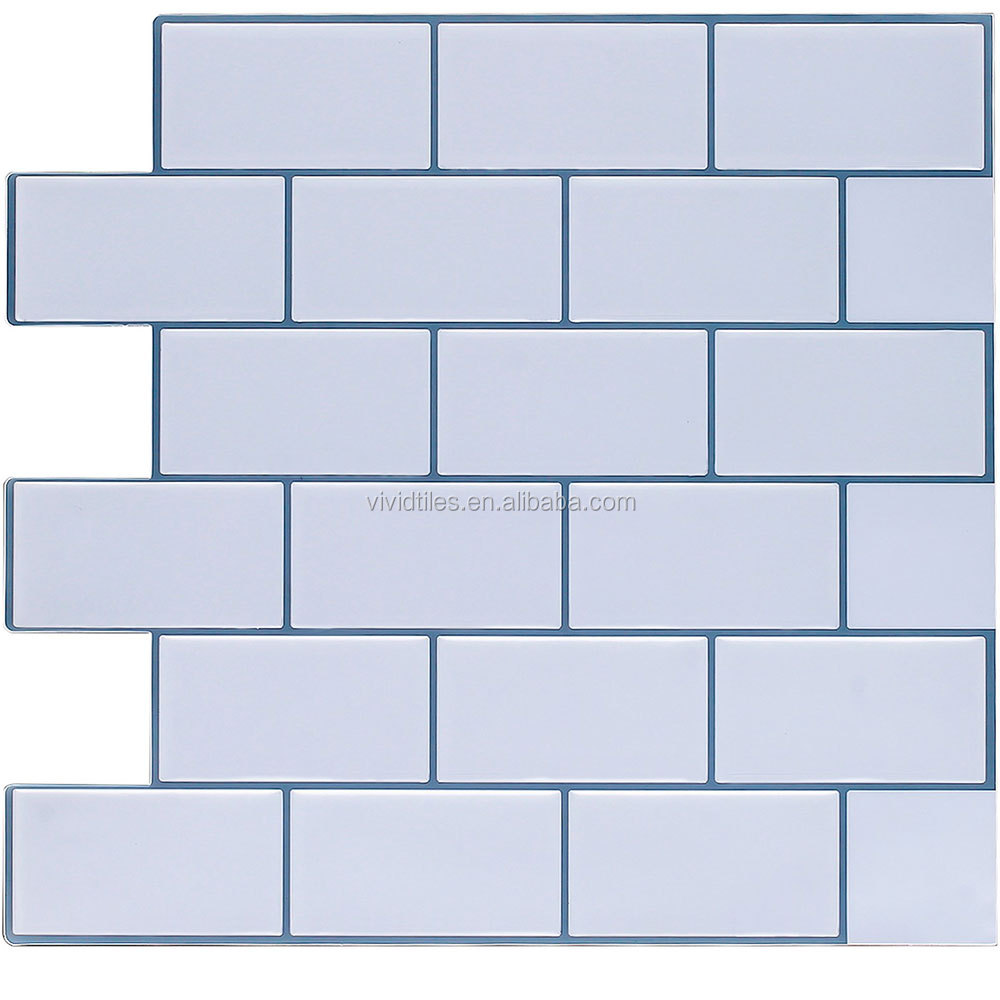 Peel And Stick Vinyl Subway Tile Lowes Mosaic Philippines Stick On ...