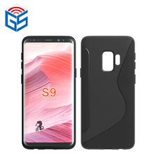 Fashion Popular S Line TPU For Samsung Galaxy S9 Case Cover