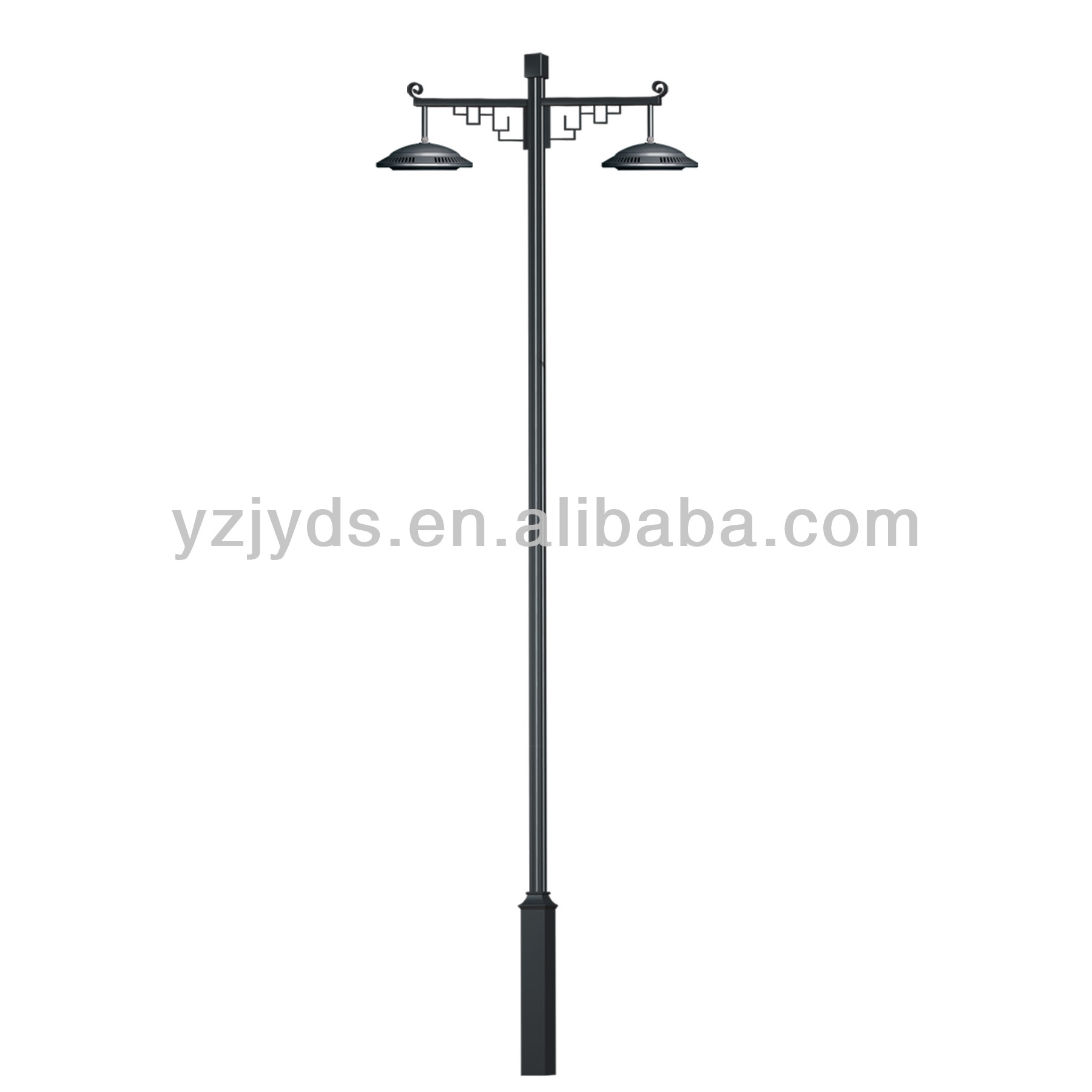 Inflatable Light Pole
