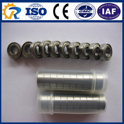 China Mini Deep Groove Ball Bearing MR95ZZ Used for Fax Machine 5*9*3mm