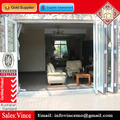 Double Glazing Aluminum Folding Doors
