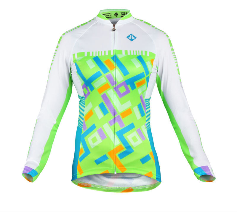Women's select color hot sale factory design biking clothes sports jersey new model wonder woman cycling jersey/shirt