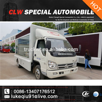 foton LED moblie advertising truck for sale