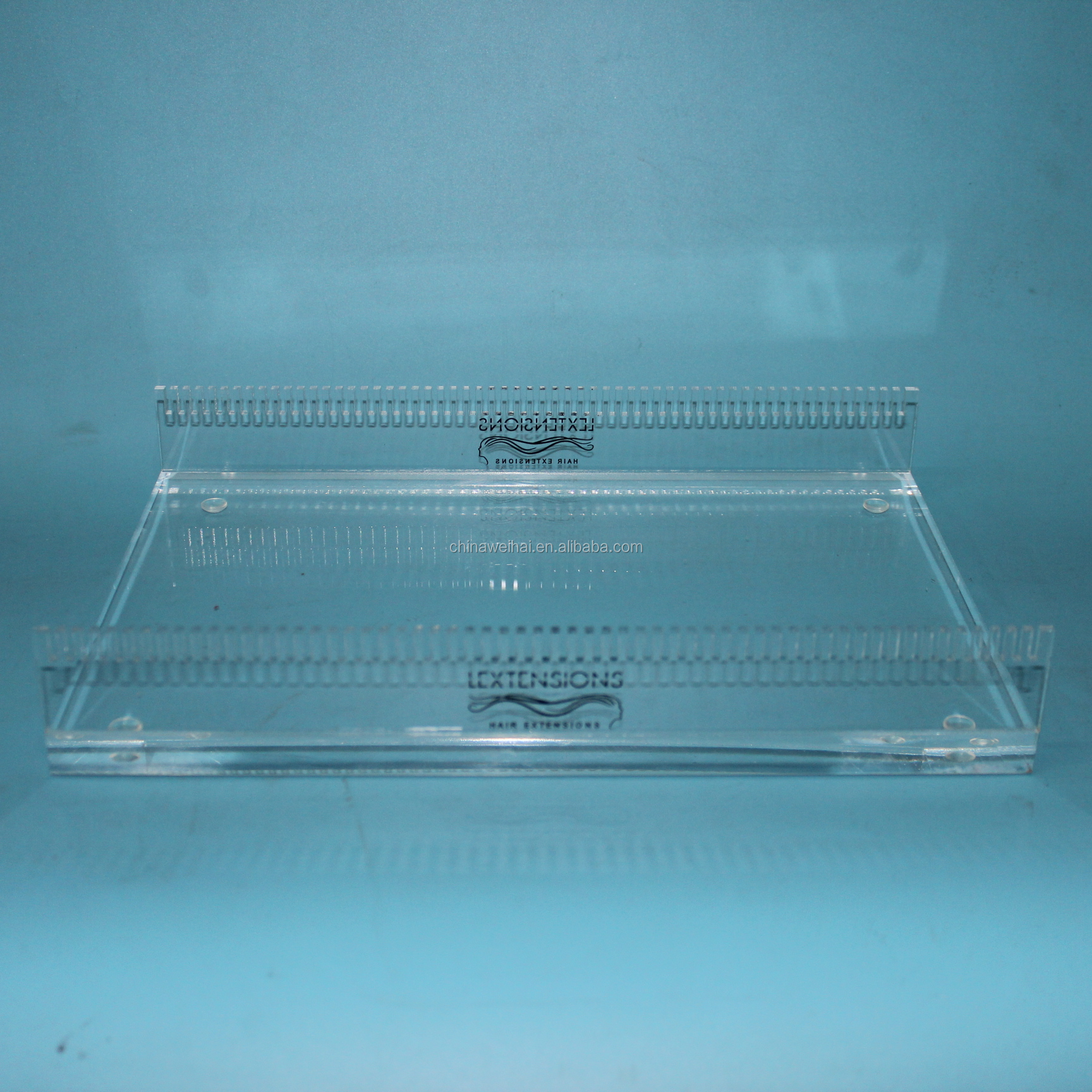 Yiwu Acrylic Hair Extension Display Stand