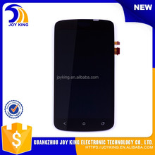 Black Mobile phone Spare parts lcd display replacement for htc one s with touch screen digitizer