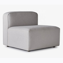 2018 Modern bedroom <strong>furniture</strong> L shaped sofa Italian style lazy sofa