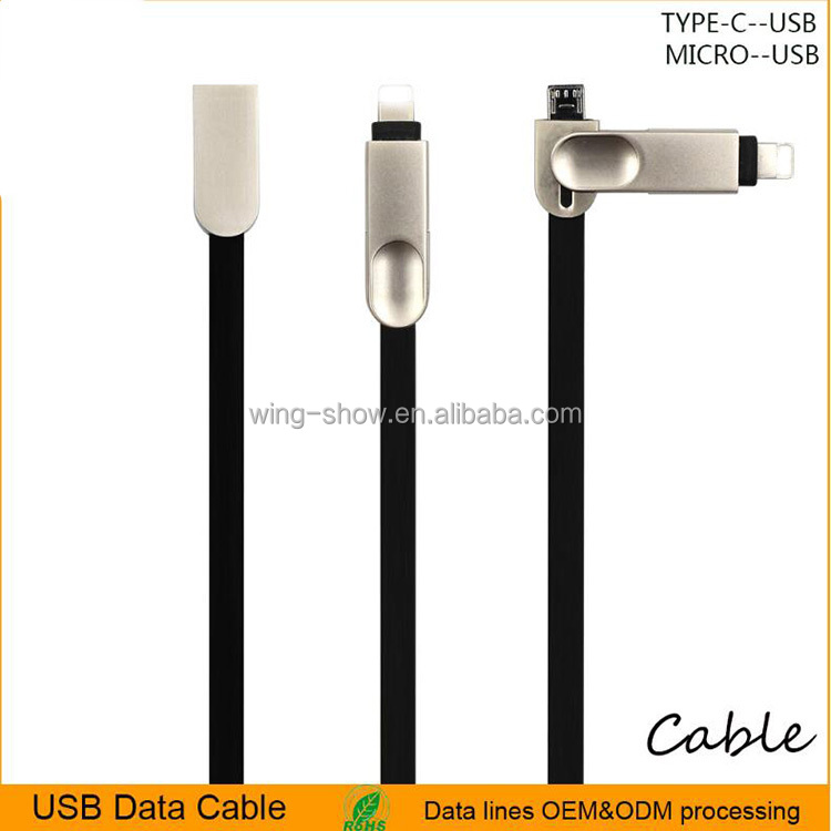 2017 New OEM Data sync and charging USB 3.0 Type C cable for HUAWEI <strong>M10</strong>