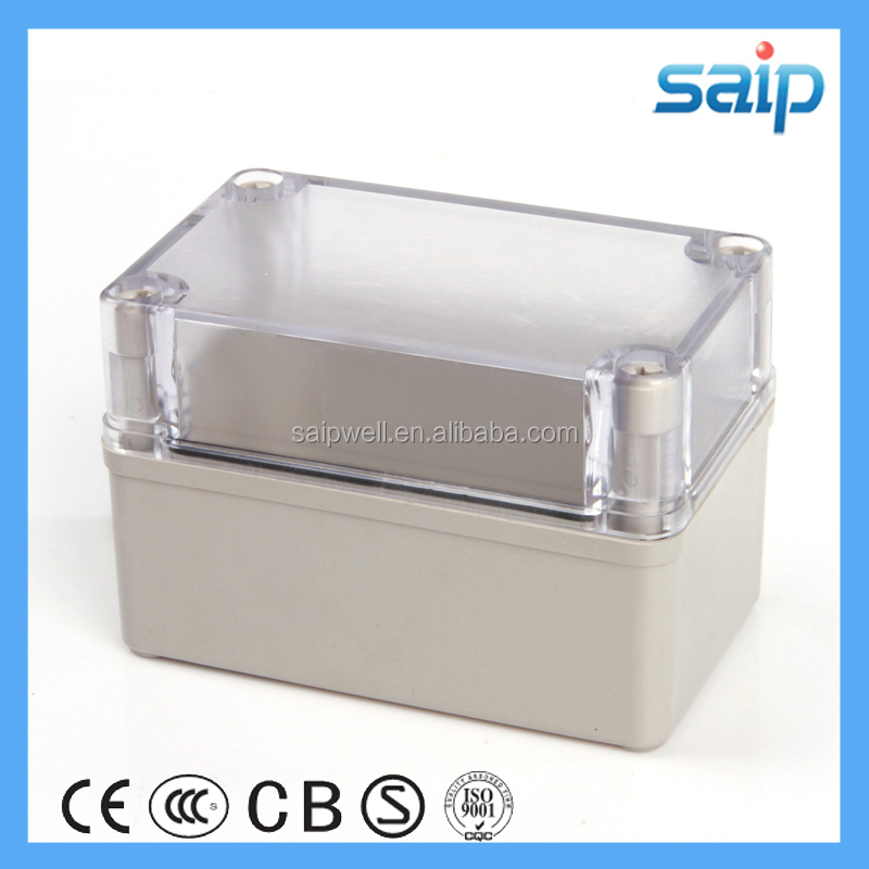 IP66 /PC/PVC/ ABS Watertight Distribution Box(DS-AT-0813-1)