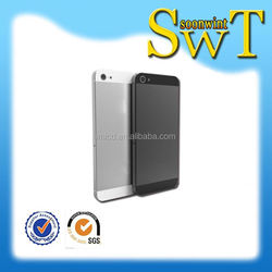 wholesale replacement parts for iphone 5 back cover housing accept paypal and DHL