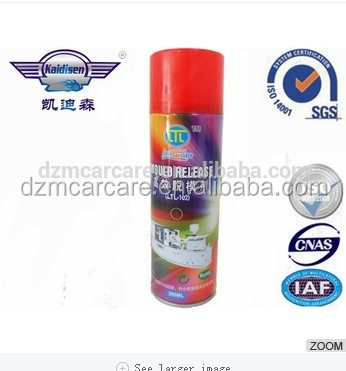 450ml Mould release agent / silicon mold release spray