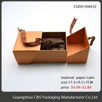 Beautiful New Design Oem Low Price Jewelry Gift Box With Foam Inserts