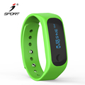 Promotional Pedometers waterproof Fitness Activity Tracker With App Smart band