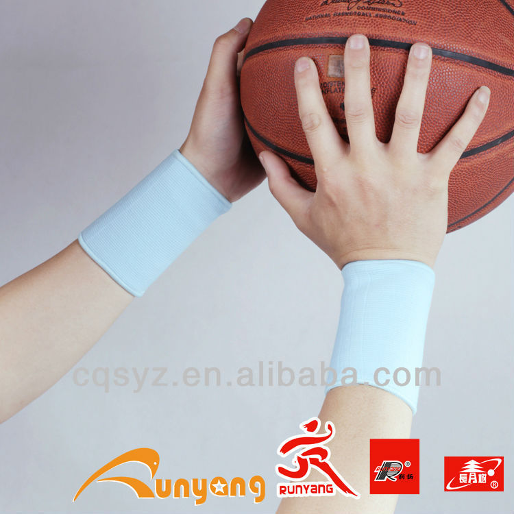 Four way full sports protecting custom elastic wristband