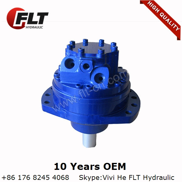 18 month warranty new products MS Poclain hydraulic piston motor