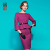 Women's Latest Design Fashon Fitted Pencil Skirt Suits