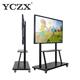 Indoor 80 inch digital advertising screen for sales