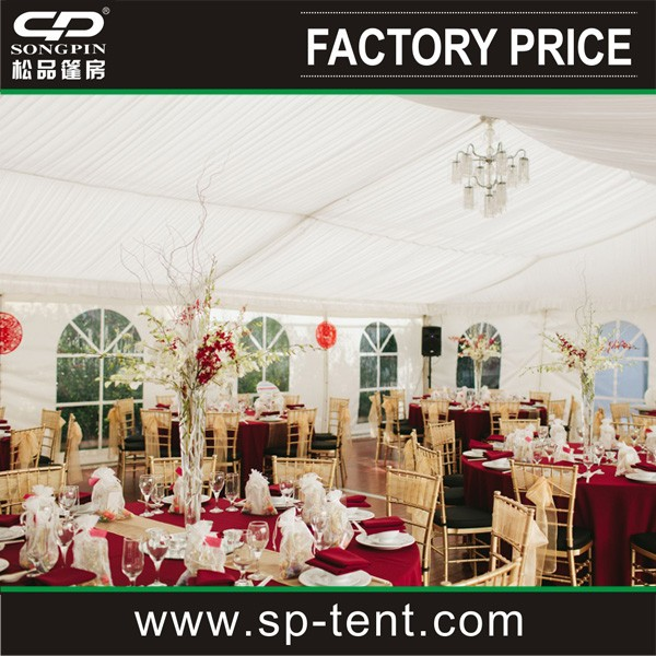 large party tent 20x30m for weddings, parties, and Beer Festival