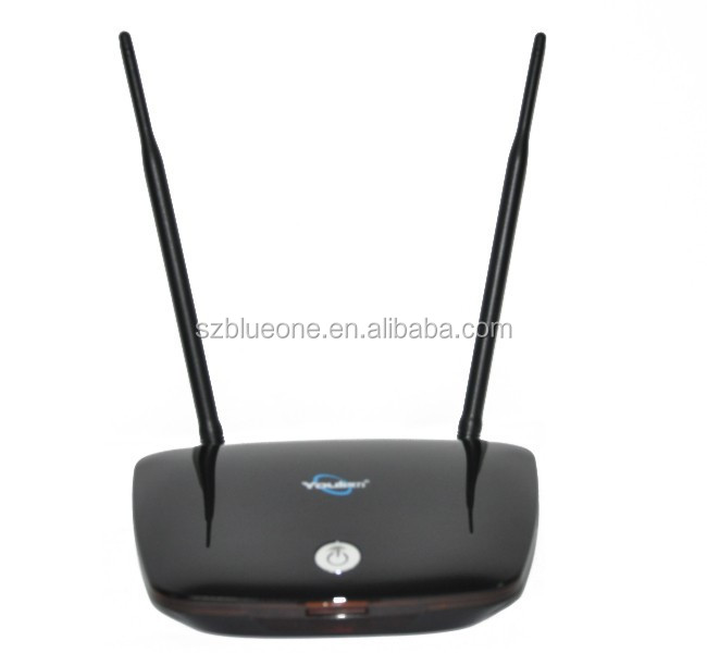 WiFi Advertising Stand Commercial WiFi Equipment with Outdoor Advertising Antennas