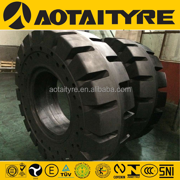 High performance Aotai Crownway wheel loader Solid tire17.5-25 20.5-25 23.5-25 26.5-25 29.5-25
