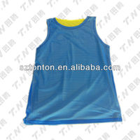 reversible basketball jersey