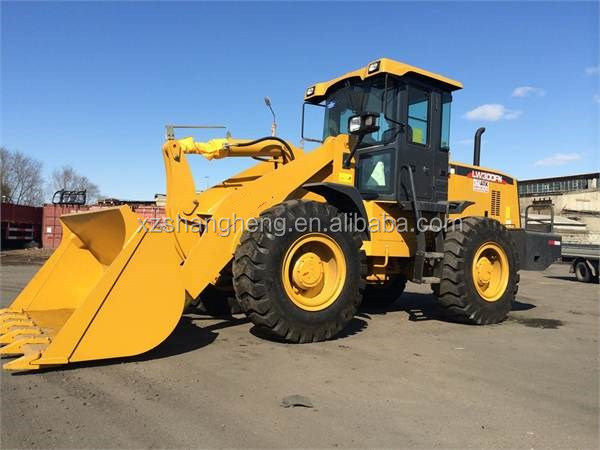 China brand LW300KN 3 Ton mini Wheel Loader for sale