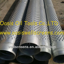 China Bridge Slotted Stainless Steel 304 Pipe for Deep Wells