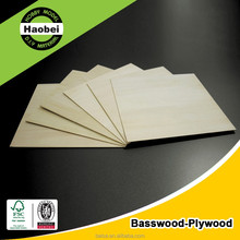 1.5mm plywood basswood