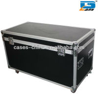 with casters durable utility trunk flight road cases