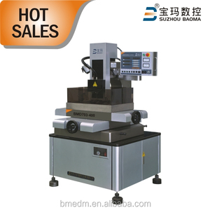 Highly active and accuracy wire EDM cnc drilling machine BMD703-400