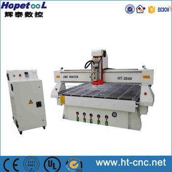Rack and gear transmission big cnc router