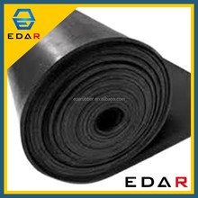 Vulcanized 15Mm SBR rubber Widely Used Industrial Thickness Rubber Flooring Sheet