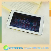 micro digit tablet 6.5inch MTK8312 tablet pc dual-core 1.2GHz 3G tablet with dual camera GPS bluetooth 4.0