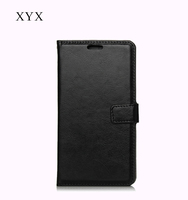 case cover for sony xperia z5 mini with oil edge crazy horse pu leather material, mobile accessories for sony xperia z5 compact