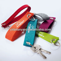 Key Rings Fobs With Felt Keychain For Sale