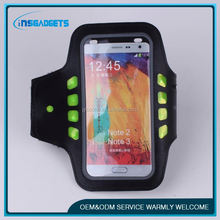 exercise phone armband ,H0T175 high quality led armband for running , sport armbands