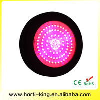 China Horticulture Round Grow LED light for Indoor plants 90W
