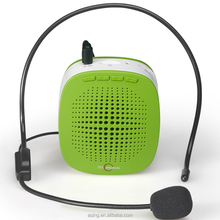High quality Voice Amplifier Portable Loudspeaker for Touring Guide, Teaching, Public Speech