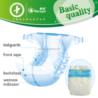 2016 hot sale disposable baby diaper /good sleepy nappies OEM& ODM manufacturer