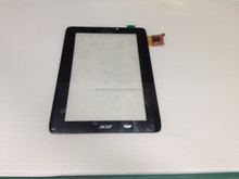 "China distributor touch screen replacement tablet 7"" for ACER A110"
