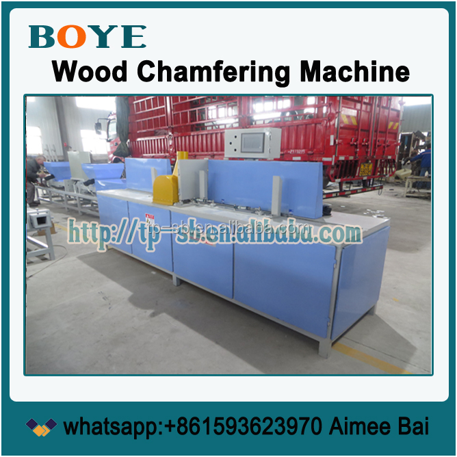 Low prices Wood chamfer notcher grooving machine used for ood block making machine